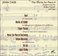 Piano Works 4, New Music