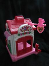 NEW! VALENTINES DAY BAKERY SHOP Valentine Building Fisher Price Little People