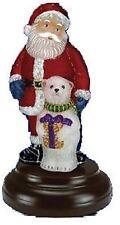 Merck Old World Christmas 2008  Santa's Helper Light