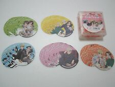 Hetalia Axis Powers memo card case anime UK USA Prussia Austria Spain Italy