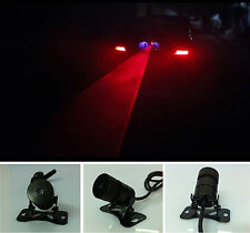 Anti Rear-End Crash Caution Tail Fog Driving Laser RED Laser Beam light For Benz