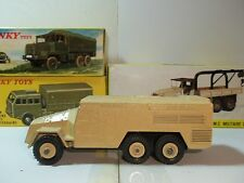 Dinky Toy Military 677 Commmand Vehicle truck in Desert colours CODE3