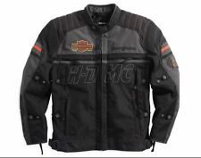 Harley-Davidson® Men's POWERHOUSE JACKET WITH TRIPLE VENT SYSTEM 2XL XXL