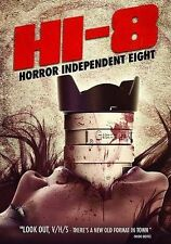 Various-Hi-8: Horror Independent 8 DVD NEW