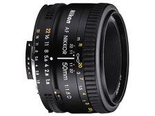 NEW Nikon 50mm f/1.8D 1.8 AF Nikkor Autofocus Lens 2137 D7100 D3300 D5300 D7200
