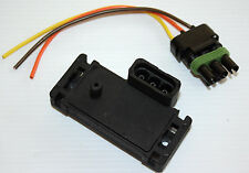 3 BAR MAP SENSOR GM or DELCO STYLE TURBO SUPERCHARGED MOTEC HALTEC HOLDEN FORD