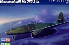 HobbyBoss Messerschmitt Me-262A-1a 1:48 Red 2 10.NAGr 11 / KG 51 Modell-Bausatz