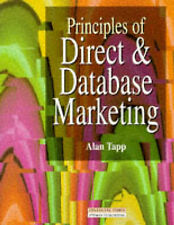 Principles of Direct and Database Marketing,GOOD Book