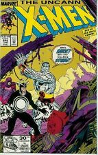 Uncanny X-Men # 248 (Jim Lee, 2nd printing) (USA, 1989)