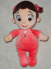 Disney Babies Plush Baby Boo Pink Sleeper NO Blanket Monsters Inc Stuffed Toy