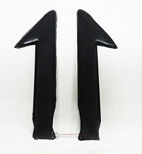 82-90 Camaro Firebird Trans Am Door Window Sash Triangle Seal Weatherstrip PAIR
