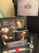 Twilight Ultimate Gift Set keepsake Box Limited Edition, New Sealed W Bonus