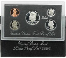 1994 S US Mint Silver Proof Coin Set