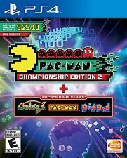 Pac-Man Championship Edition 2 + Arcade Game Series Playstation 4 PS4 Brand New