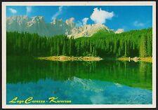 AD3591 Bolzano - Provincia - Lago di Carezza