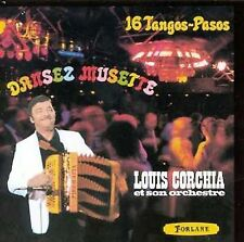 NEW - Dansez Musette by Luis Corchia & Orchestra