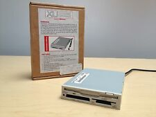 Mitsumi Media drive Xtreme Upgrade 7-in-1 Floppy Drive Cool Grey flash memory