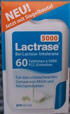 Lactrase 6000 FCC 60 pieces 10950122 spare for equal Price the old 5000