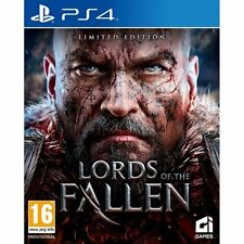Lords of the Fallen  Limited Edition Sony PlayStation 4 2014 PS4 inc soundtrack