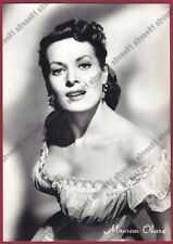 MAUREEN O' HARA 14 ATTRICE ACTRESS ACTRICE CINEMA MOVIE Cartolina FOTOGRAFICA