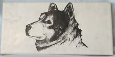 Subway Accent Tile Back Splash or Bathroom Alaskan Scenes Husky