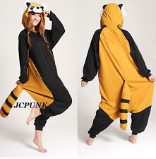 Hot Unisex Adult Pajamas Kigurumi Cosplay Costume Animal Onesie