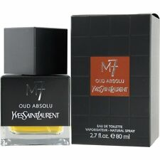 M7 Oud Absolu by Yves Saint Laurent EDT Spray 2.7 oz La Collection Edition * NEW