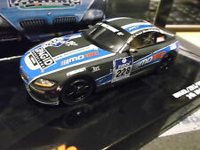BMW Z4 24h Nürburgring 2010 Unger Wirtz Scheerbarth MOtec Resin Minichamps 1:43