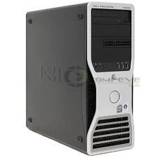 Dell Precision T3500 Quad Core 2.13GHz 4GB 80GB HDD FX3500 Win 7 x64 Workstation