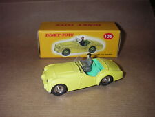 Dinky Toys Atlas 1/43 - Triumph TR2 Sports - Mint in box