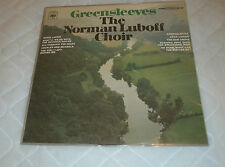 GREENSLEEVES - THE NORMAN LUBOFF CHOIR - CBS - / 70iger Jahre