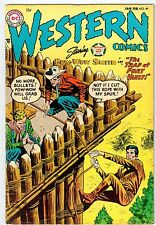 1955 Western Comics #49 POW WOW SMITH vintage VG+