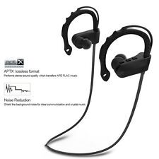 Wireless Sport Stereo Bluetooth4.1 Headset Earphone Headphone For iPhone Samsung