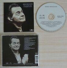 CD ALBUM LE ZOUAVE DU PONT DE L'ALMA SERGE REGGIANI 13 TITRES
