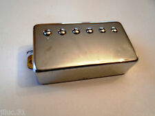 Stock B Humbucker Bridge chrome 12k pour guitare GIBSON, FENDER, Epiphone...