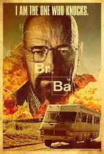 "84 Breaking Bad - Season TV Show 2012 2013 Hot Art 14""x21"" Poster"