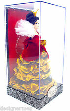 Disney Villains Designer Collection Queen of Hearts Doll 1 of 13000