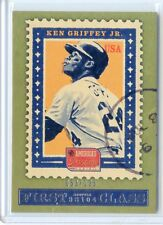 """2013 AMERICA'S PASTIME CARD #FC5 KEN GRIFFEY JR. """"FIRST CLASS"""" #53/125, MARINERS"""