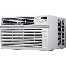 LG LW8015ER Energy Star 8000 BTU 115v Window-Mounted Air Conditioner w/ Remote