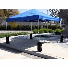 New Canopy Weight Sand Bag Anchor Gazebo Pop Up Tent Pole Outdoor Party 40 lbs E