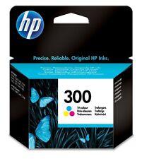 Cartuccia inchiostro tricolore ORIGINALE HP 300 (CC643EE) per DeskJet F4580