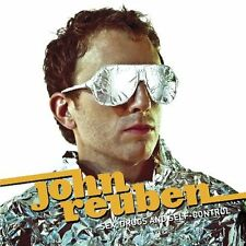 Sex Drugs And Self Control By John Reuben On Audio CD Album 2009 Very Good
