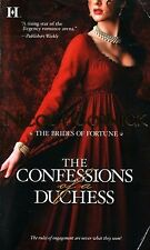 The Confessions of a Duchess by Nicola Cornick 2009 New!