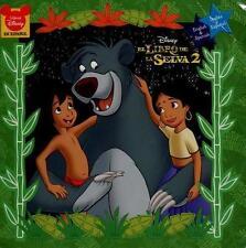 El Libro De La Selva 2 (Disney Libros Disney 8x8) (English and Spanish Edition)
