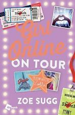 Girl Online - On Tour by Zoe Sugg (2015, Hardcover)