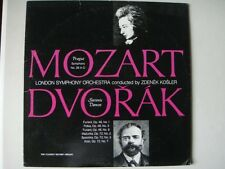 The Classic Record Library SQL-70-5642, MOZART(Prague Symph),DVORAK(Slavonic dan