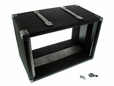 """Procraft 7U 12"""" Deep Equipment Rack 7 Space - Made in the USA - With Rack Screws"""