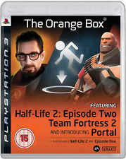 The Orange Box Half - life 2 ~ PS3 (in Great Condition)
