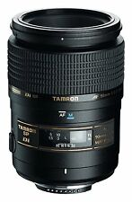 New Tamron SP AF 90 mm F2.8 Di Macro 1:1 Lens 272EE for Canon EF mount