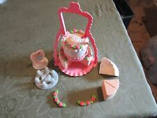 Fisher Price Fun with Food frosting icing wedding cake pastry dessert birthday